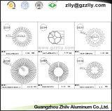 Audio de aluminio del disipador de calor del perfil del material de construcción