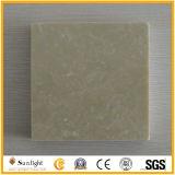 Frankreich-beige künstlicher Marmor, künstlicher Stein für Fliesen/Platten