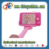 De Plastic Mobiele Telefoon van de manier met het Stuk speelgoed van de Stok Selfie voor Jonge geitjes