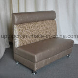 Cabina all'ingrosso della mobilia del ristorante con il blocco per grafici del metallo in vario colore (SP-KS105)