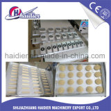 Macchina automatica dei biscotti del taglio del collegare del depositante della torta del regolatore del PLC di migliore qualità