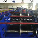 機械を形作るケーブルの導通ロール