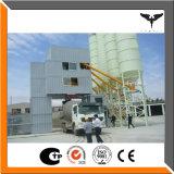 Planta de mezcla movida planta de procesamiento por lotes por lotes concreta móvil de pesaje automática del sistema pequeña