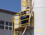 化学薬品、パルプおよびペーパーアプリケーションのためのガラス繊維タンク
