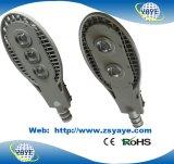 Lámpara caliente del camino de /COB 100W LED de la luz de calle de la MAZORCA 100W LED del precio de fábrica de la venta Ce/RoHS de Yaye 18 USD73.5/PC