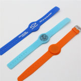 Bracelet/bracelet secs de l'IDENTIFICATION RF NFC de Mf 1k S50