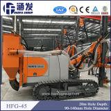 Piattaforma di produzione portatile di Hfg-45 DTH
