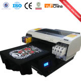 中国の低価格のデジタルTシャツの印字機