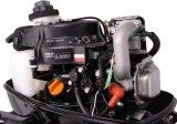 F4BMS 의 4HP 타병 통제, 풀 시작, 짧은 샤프트 4 치기 선외 발동기 배 엔진
