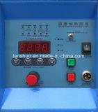 Tipo de inclinación ahorro de energía horno fusorio de la inducción portable del oro