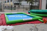 Cofragem de lavagem de carro inflável portátil