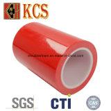 Rojo del tipo cinta de acrílico de la espuma de Vhb del negro del papel
