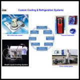 R134A kühlkompressor-kondensierende Geräte für das flüssige Schleife-Abkühlen