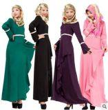 Vestito popolare anche musulmano dal vestito da Hotsale Abayas maxi