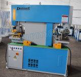 Ponsen van het van certificatie Ce de Machine Q35y van de Reeks met de Dubbele Hydraulische Ijzerbewerker van de Cilinder