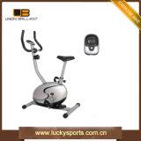 Trainer Home magnética con el nuevo diseño de la cadena de la cubierta Bicicleta de ejercicio vertical