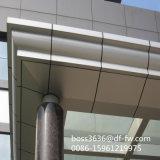 Utilisation de PEBD coupe-feu dans le panneau composite aluminium MI Core