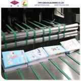 4 Farben-automatisches Schule-Übungs-Buch, das Maschine herstellt