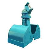 De hydraulische Emmer van de Greep voor Allerlei Graafwerktuigen