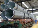 Pouvoir Pôle en acier galvanisé de boîte de vitesses d'IMMERSION chaude 20m