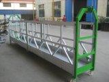 Gondole d'échafaudage de berceau d'accès de la plate-forme Zlp800 suspendue par acier galvanisé à chaud
