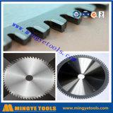 Tct het Aluminium die van het Carbide het Blad van de Cirkelzaag snijden