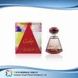 Produit de beauté de papier estampé bon marché d'emballage/cadre de empaquetage de parfum/cadeau (xc-hbc-020)