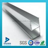 Dekoration-materielle Möbel-Aluminiumstrangpresßling-Profil mit anodisierter Bronze