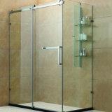 Sicherheit, die Falz-Tür-Griff für Familien-Badezimmer schiebt