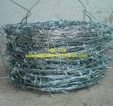 電流を通されたまたはPVC上塗を施してある有刺鉄線