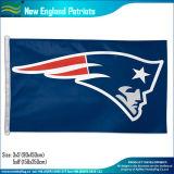Poliéster de 32 equipos de deportes de banderas de la NFL