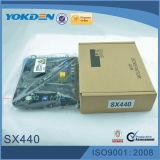 Безщеточная принципиальная схема AVR Sx440 генератора