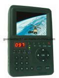 Built in Battery 3.5 Inch Satellite Finder / Monitor