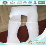 Almofada de corpo de gravidez com venda quente em forma de U