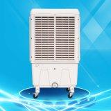 Охладитель охлаждающего воздушного потока воды бытового устройства осевой передвижной испарительный