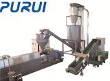 Película plástica que recicla la máquina de granulación de la alimentación forzada