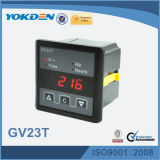 Счетчик времени метра Gv23t часа Gv23t цифров/частоты
