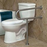 Accoudoir de douche de barre d'encavateur d'acier inoxydable de bonne qualité pour des personnes âgées/débronchement