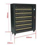 Cargador de batería multi de 144 de las ranuras de las baterías recargables accesos de la cabina