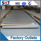 L'usine dirigent 304/316 feuille d'acier inoxydable