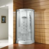 (K9714) Terminar o quarto de chuveiro do vapor da sauna