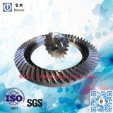 Pignon conique Zp17.5 spiralé pour le Tableau rotatoire