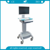 Cer ISO-anerkannte ABS neue materielle medizinische Computer-Laufkatze (AG-WT002A)