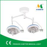 Micare E500/500 두 배 돔 천장 유형 Shadowless LED 가동중인 극장 램프