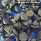 RubberDelen van het Silicium van de douane, Silicone Gemaakt RubberProduct