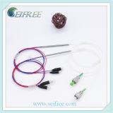 Splitter волокна одиночного режима 1X2 1550nm для оптически распределительной сети