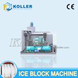 2 do bloco toneladas de fabricante de gelo