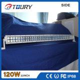 barra ligera de la inundación LED del punto 240W para 4WD de intensidad alta