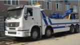 Precio resistente del carro de remolque de los árboles del carro 4 del rescate de Sinotruk