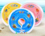 Baby-Zubehör-Sicherheits-Säuglingsstutzen-Gleitbetriebs-Kreis für das Baden aufblasbar